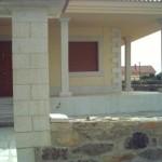 imagen de una columna de granito
