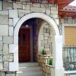 imagen de un arco de granito