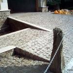 imagen de adoquines de granito